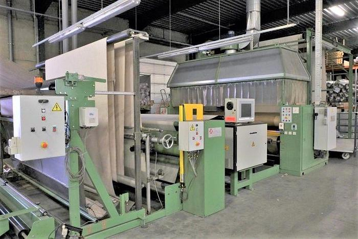 Used LEMAIRE Thermo fixing line