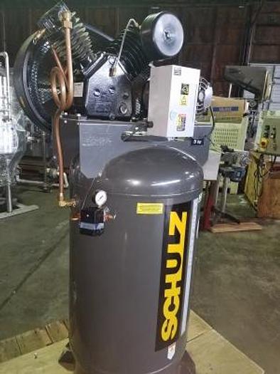 Schulz 5 HP air compressor