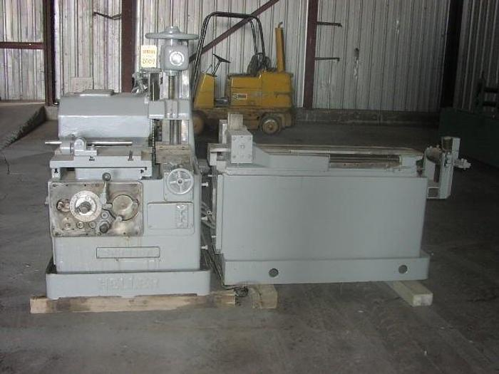 "24"" Heller (Kaltenbach) Model SSH 630A Cold Saw; 24"" Dia. Blade; 8"" Cap.; Hyd Bar Feed; Exc. Cond."