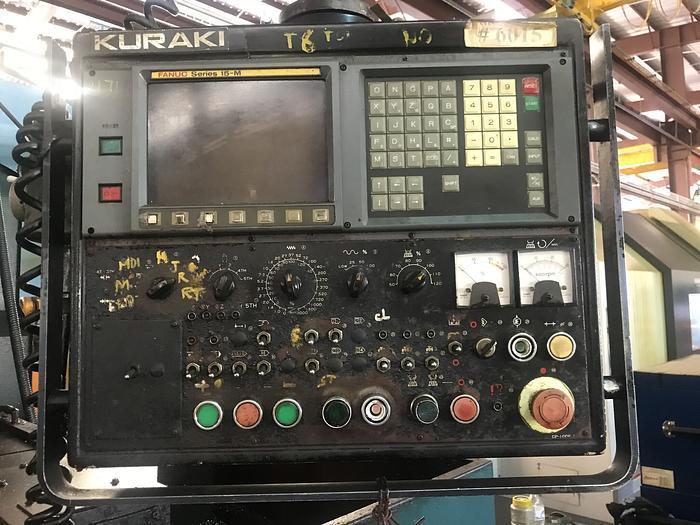 1991 Kuraki KV-1600/2000