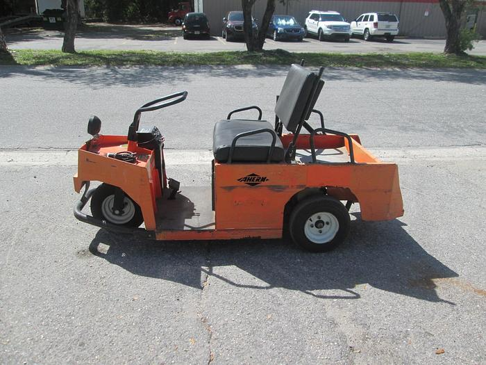 Used Columbia EX21-T-24 Electric Utility Cart