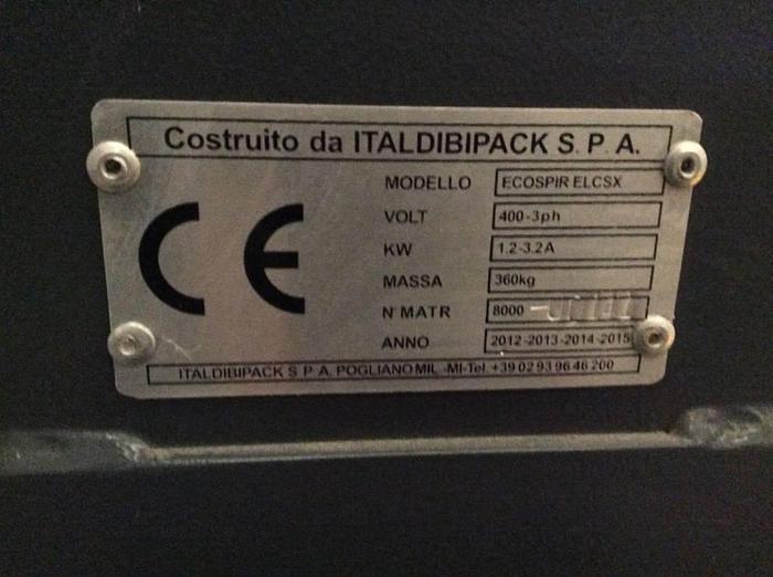 2015 Italdibipack Ecospir ELC/S-X