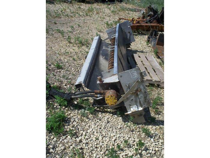 2001 Stainless Steel Tailgate Sander- Stock #: 0081
