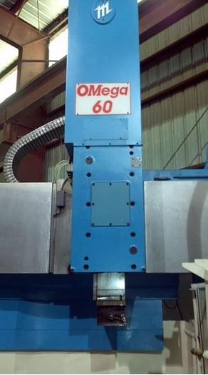OMEGA 60, CNC VERTICAL TURNING LATHE