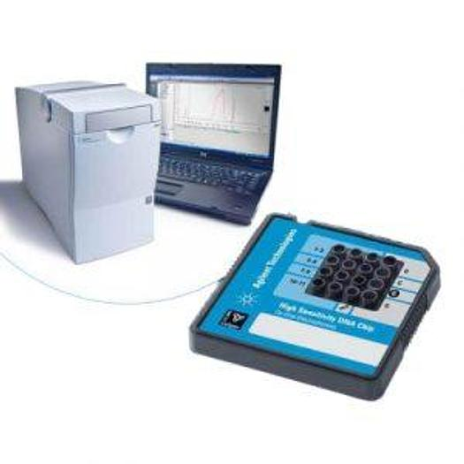 Used Agilent 2100 Bioanalyzer
