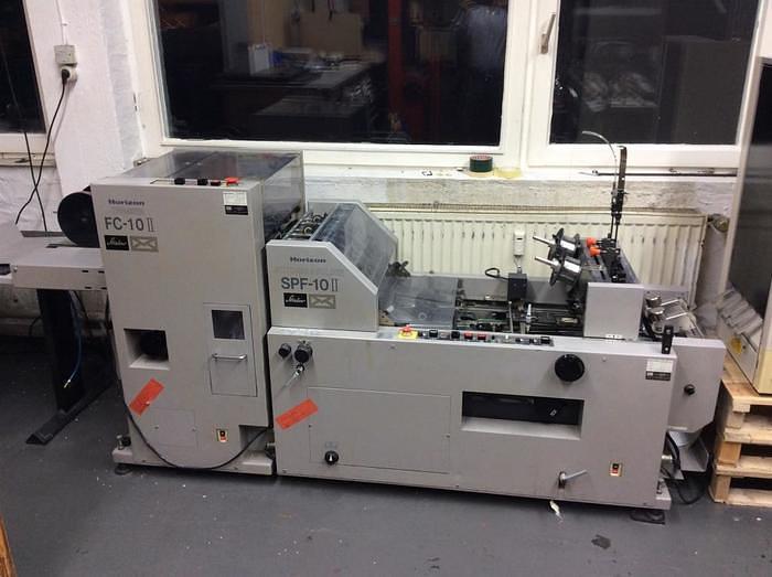 Gebraucht Horizon Zusammentragmaschine MAC-8a, 1995