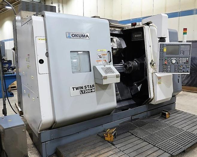 Used 2005 OKUMA LT-300M