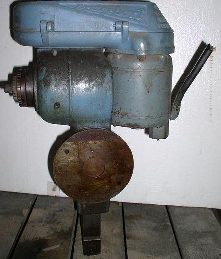 Used Bridgeport Shaping Attachment