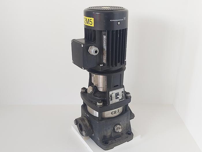 Gebraucht Grundfos CR3-4 A-A-A-E-HQQE, 3m³/h, 26m,