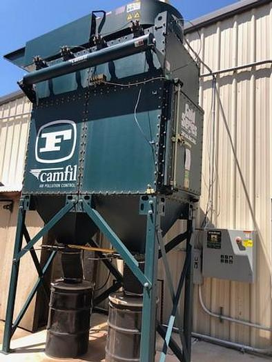 Used 2017 Farr Gold Series GS 8 Dust Collector