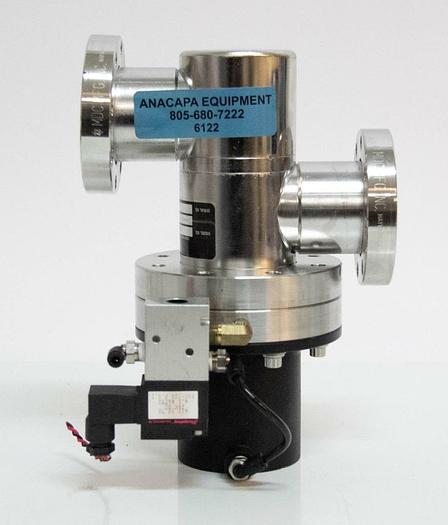 """Used MDC IV-200M-PAA-03 323022-03 ElectroPneumatic Inline Valve 2""""  (6122)"""