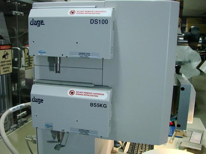Dage 4000 with Three Modules