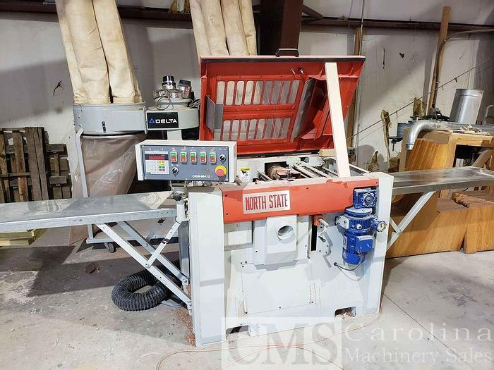 Used North State M412 4-Sided Planer