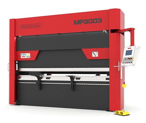 PIEGATRICE MP 3003 CNC NUOVA CE 4 ASSI INDUSTRIA 4 .0