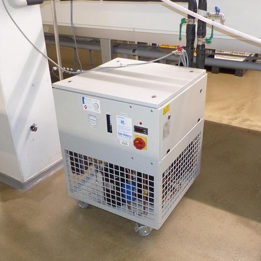 Gebraucht gebr. Kaltwassersatz ERBA KÄLTE  Type KGL-6,0 Type KGL-6,0 Baujahr 08/2007