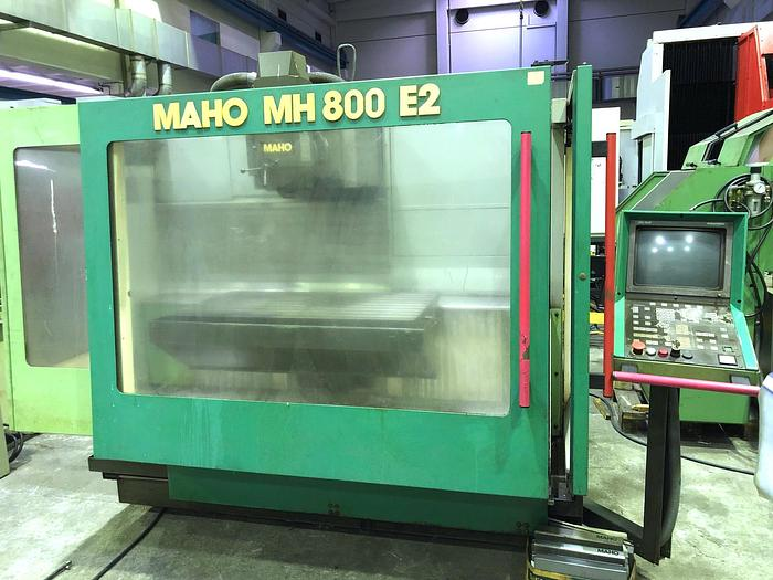 1990 CNC Werkzeugfraesmaschine MAHO MH 800 E2