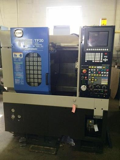 HITACHI SEIKI TF-20