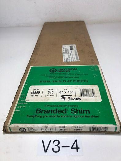 PRECISION BRAND ShimStck,Sheet