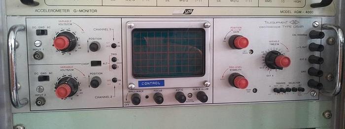 Gebraucht Telequipment Oscilloscope D54R, Telequipment
