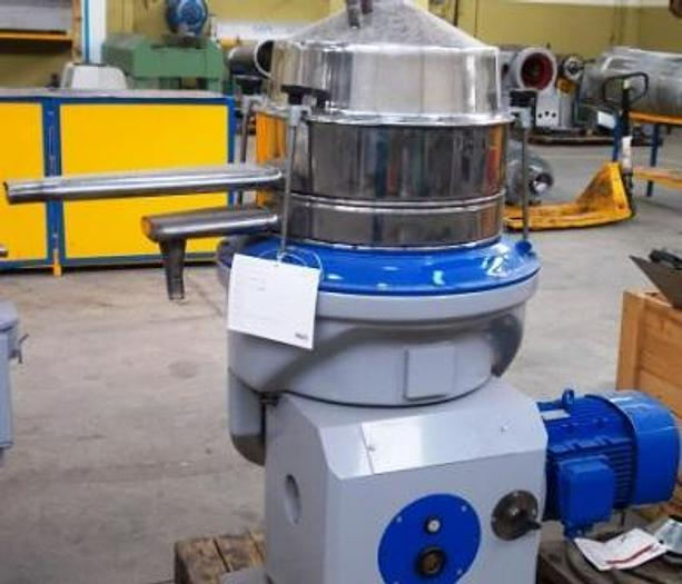 Used AMENDUNI separator for olive oil purification, type A 87.