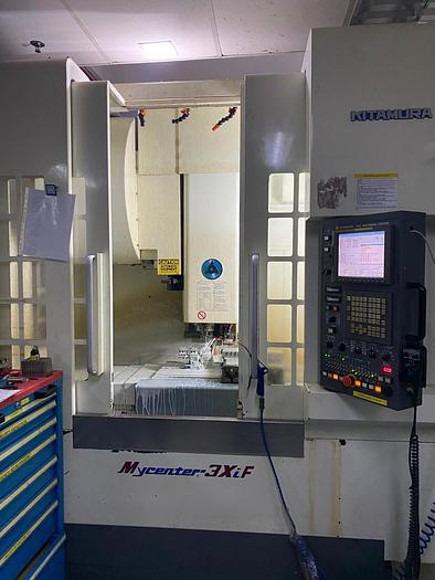 Used Used KITAMURA MYCENTER-3XIF High Speed Machine Center