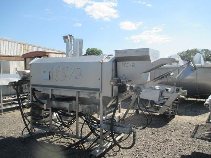 Used MP Equipment Drum Breader; Md#MP120