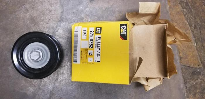 Used NEW SURPLUS CATERPILLAR PULLEY 279-0252