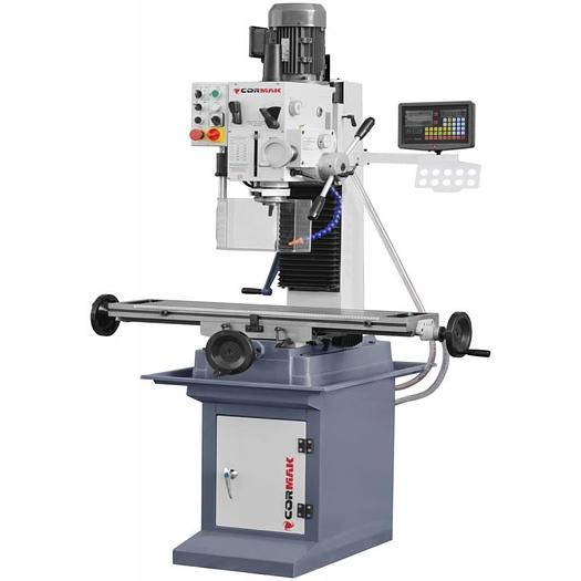 Cormak ZX 7045 BXL Milling & Drilling Machine with DRO