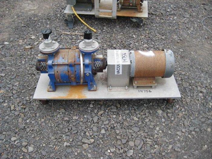Used Tuthil Vacuum Pump