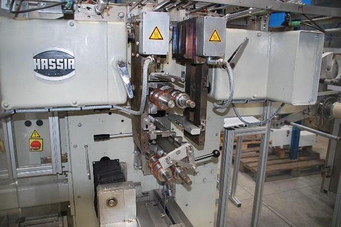 Hassia Sachet Machine