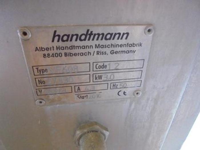 HANDTMANN VF 608 PLUS