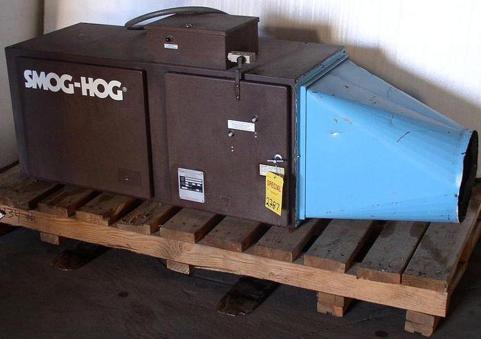 Smog - Hog Model SH-10-PE-H Mist Collector w/ Stand