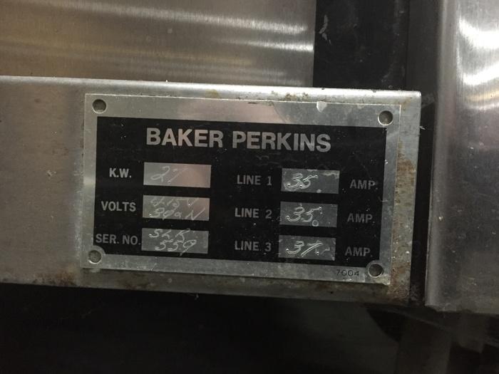 BAKER PERKINS Rotel Bakery