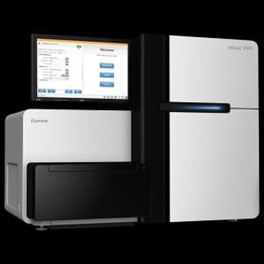 Used HISEQ 2500 NGS SEQUENCER