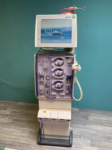 Gebraucht Fresenius Medical Care 5008 Cordiax Dialysegerät