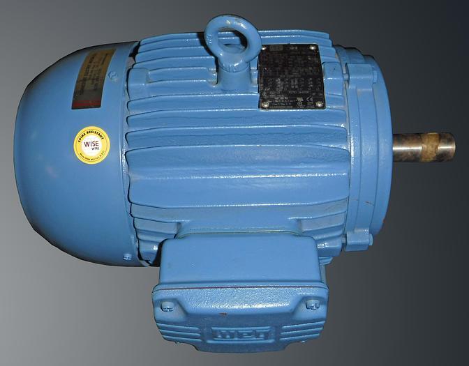 Used WEG W21 SEVERE DUTY ELECTRIC MOTOR