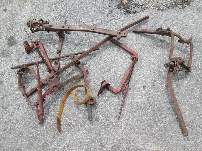 Used Antique Tractor Parts