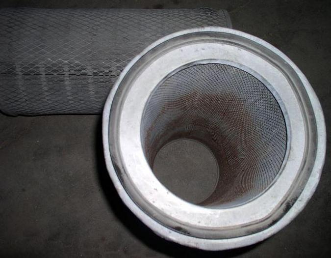 (9) American Air Filter DuraKlean Dust Collector Cartridge Filters