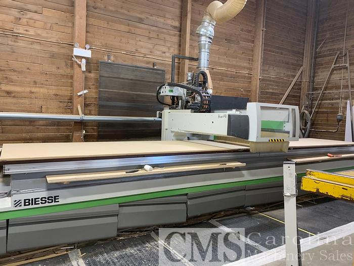 Used 2007 Biesse Rover A CNC Router