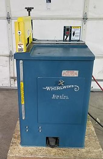 Whirlwind 212L Upcut Saw