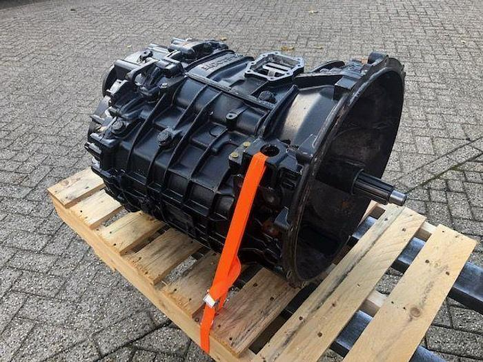 Used DAF ZF 6S800 TO