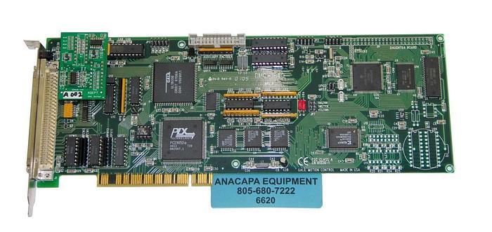 Used Galil Motion Control DMC-1840 Rev E 4-Axis Daughter Board, Adept DMC Buffer 6620