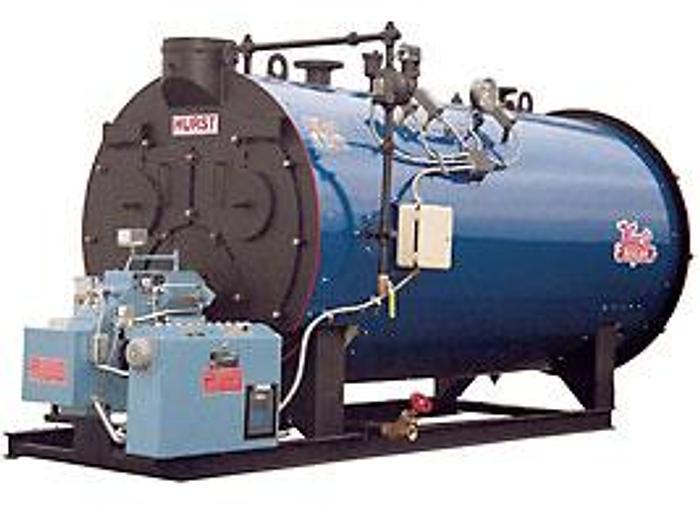 Hurst Firetube Boilers