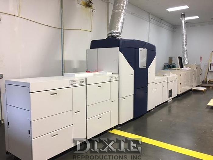 Used 2009 Xerox iGen4
