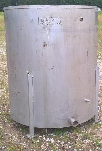 Used CAT 500G SS Tank
