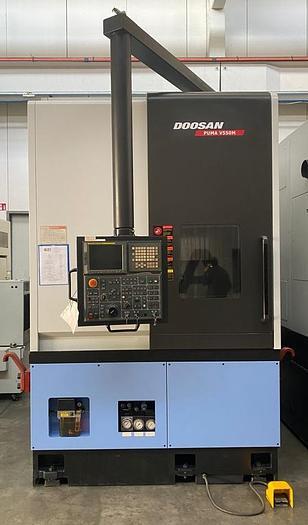 Ricondizionati 2008 Doosan PUMA V550M