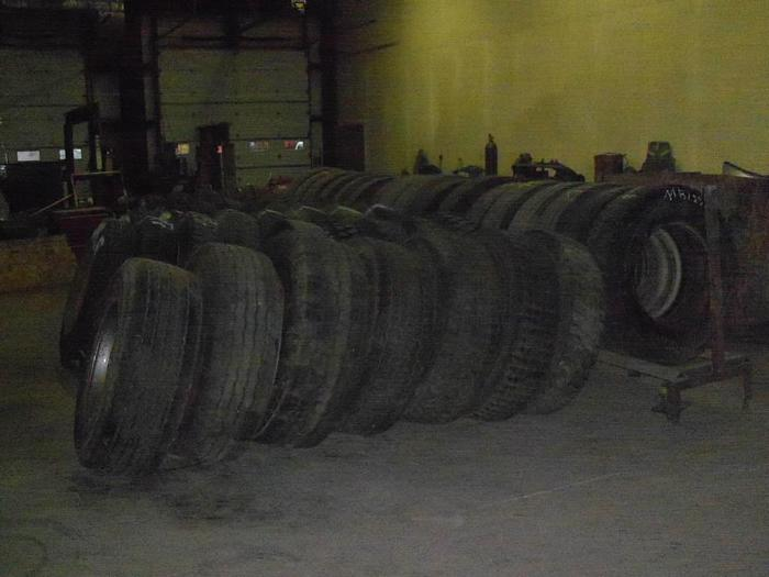 Used 2010 Tires & Rims- Stock #: 0083