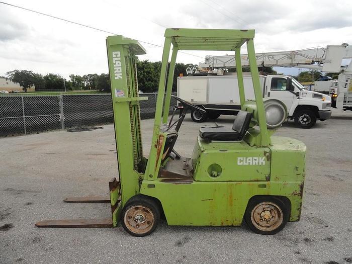 Used Clark Forklift - 15121