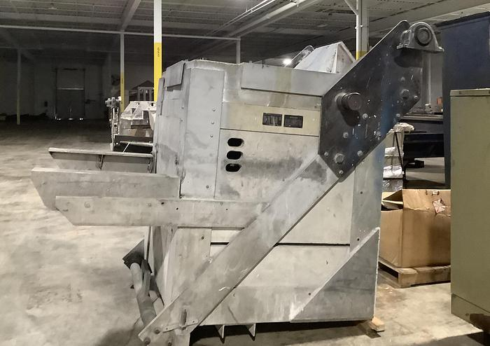 Used AJAX FURNACE BOX