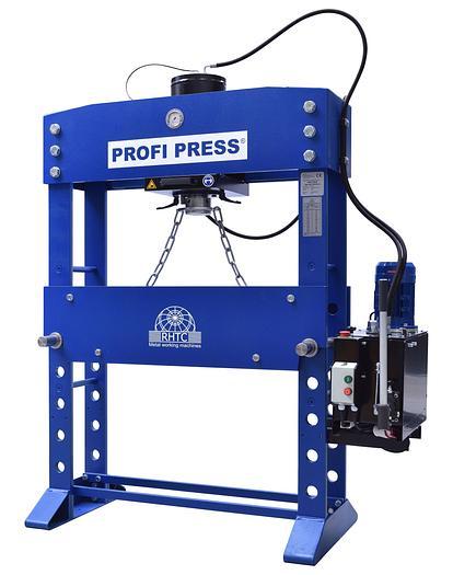 RHTC  60 ton M/H-M/C-2 Motorized Workshop Press